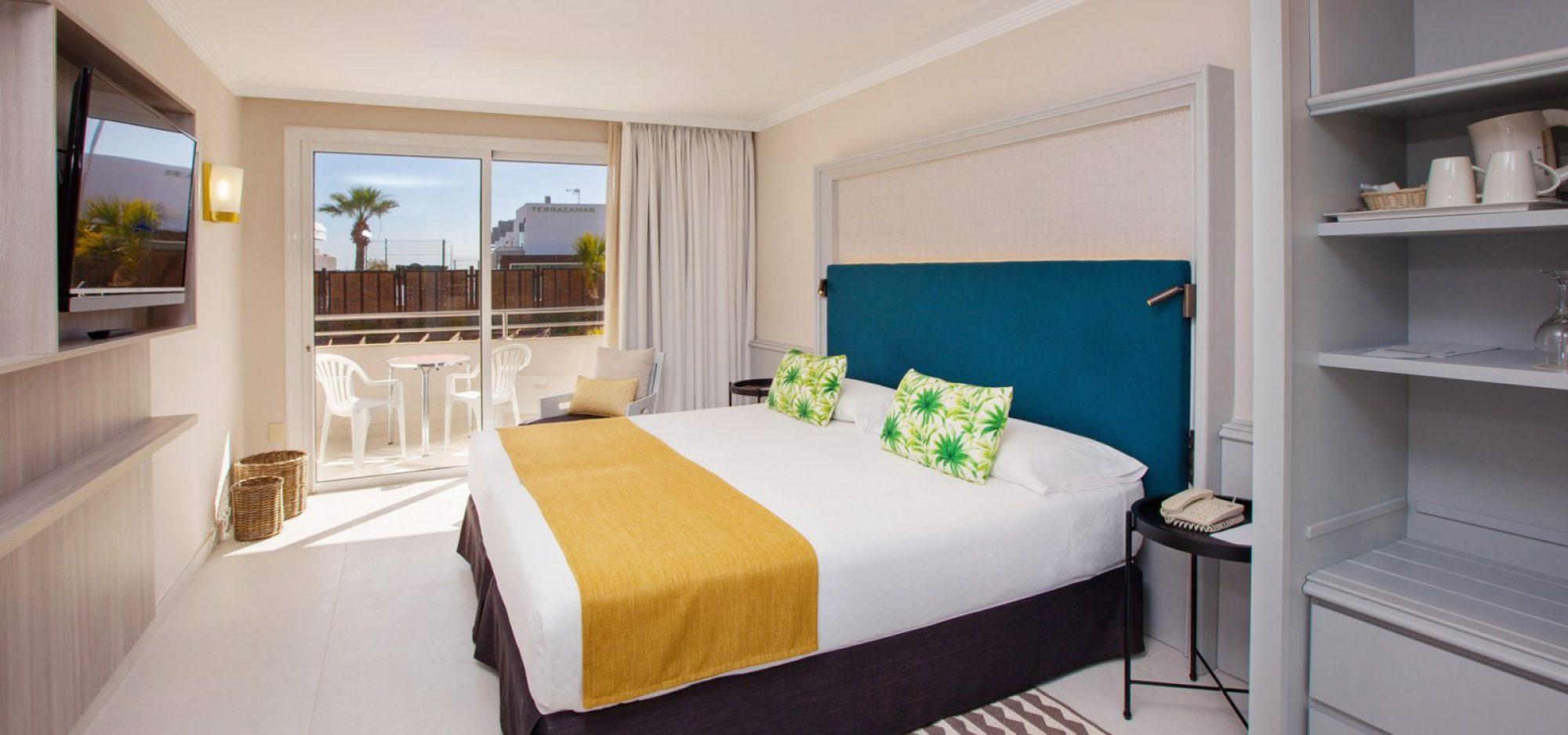 Habitación Doble Estándar - Corallium Dunamar by Lopesan Hotels